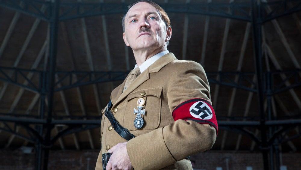 Adolf Hitler, el Führer