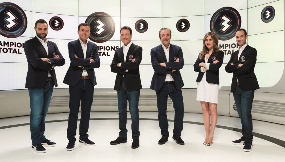 Equipo 'Champions total'