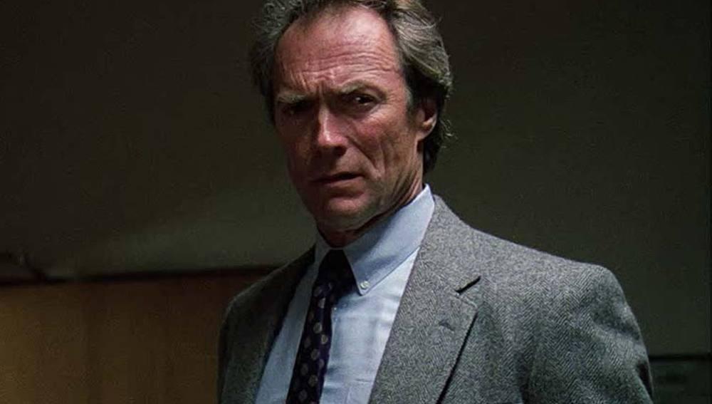 Clint Eastwood en 'La lista negra'