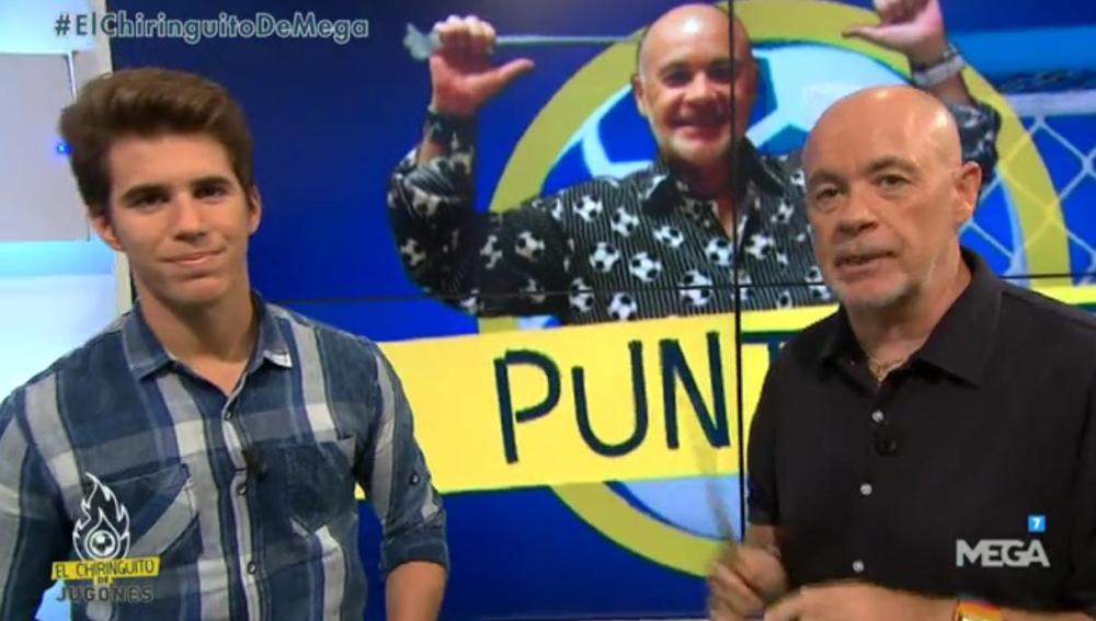 El Punterazo, con Álex Silvestre y Alfredo Duro