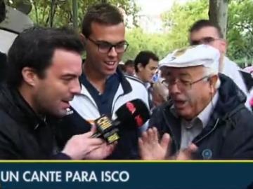 Nacho Peña, en la Puerta 55
