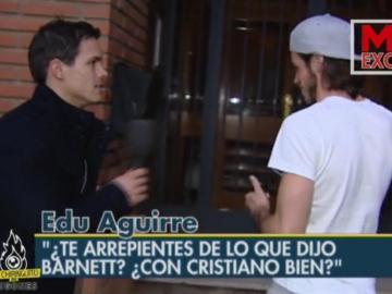 Edu Aguirre caza a Gareth Bale