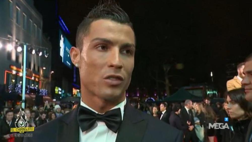 Cristiano Ronaldo contesta a El Chiringuito