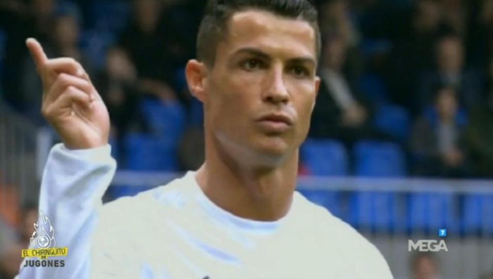 Cristiano Ronaldo en El Chiringuito