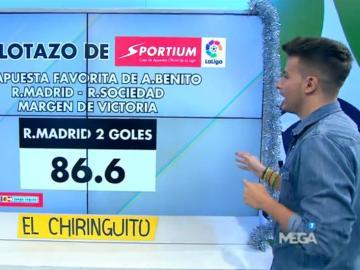 Juanfe Sanz y Sportium