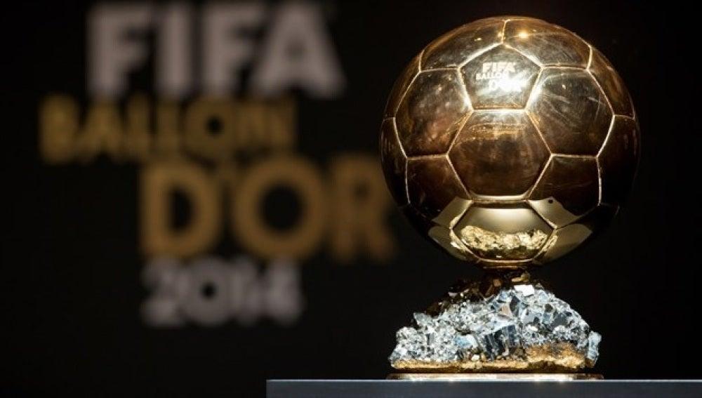 El Balón de Oro