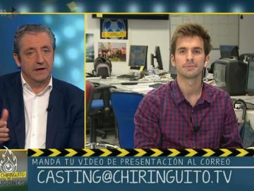 Cásting El Chiringuito