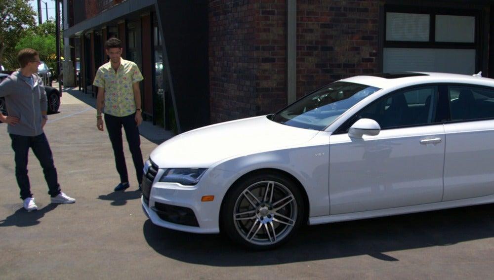 El coche perfecto para Daniel