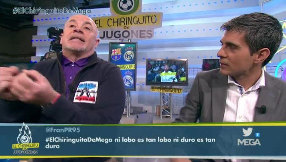 Alfredo Duro y JL Sánchez
