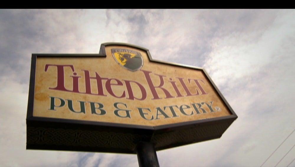 El presidente de una cadena de restaurantes de temática celta se infiltra en su negocio