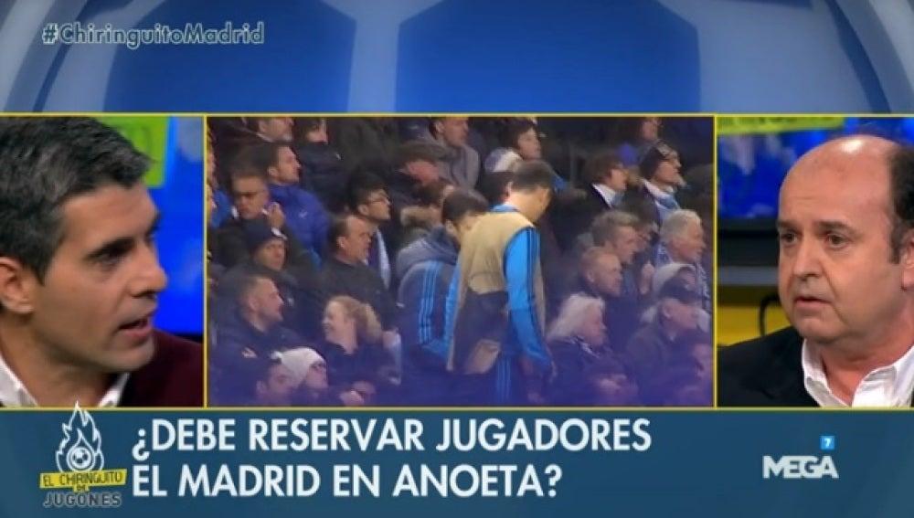 Rotaciones Madrid