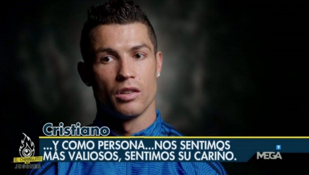 Entrevista Cristiano