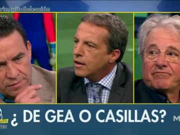 De Gea o Casillas