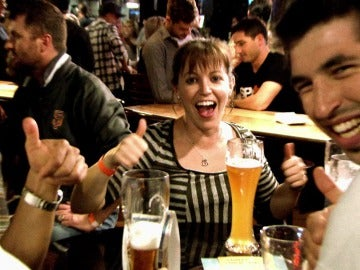 Pesadilla en el bar