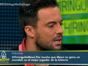 Nacho Peña habla sobre Morata