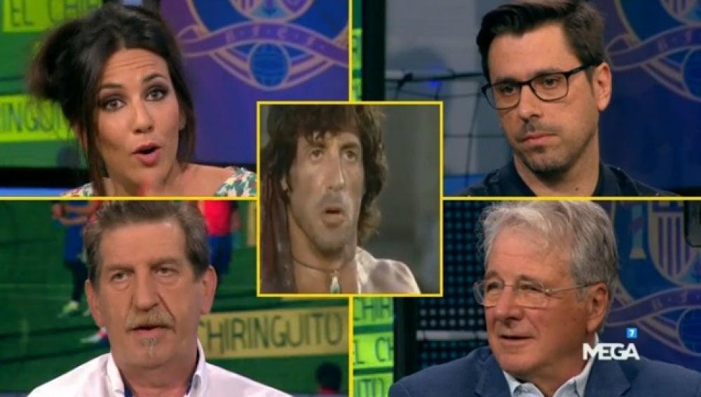 Debate Casillas Rambo