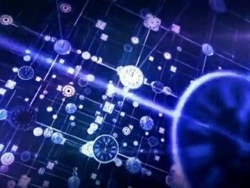Frame 42.307558 de:  ¿Y si los OVNIs fuéramos nosotros mismos desde el futuro?