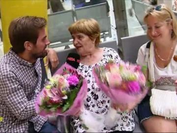 Abuela Eva Calvo