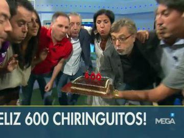 600 chiringuitos