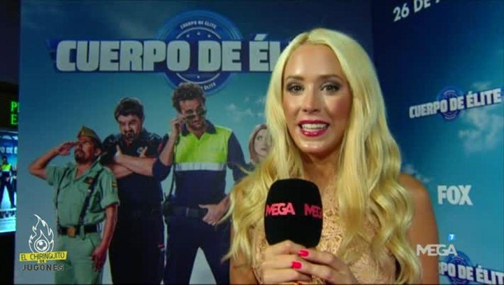 Reportaje 'cuerpo de élite'