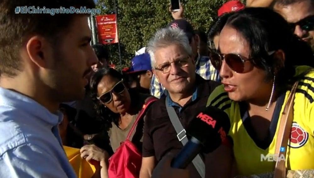 Reportaje Vuelta España