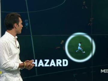 Diego Plaza analiza un equipo de fútbol