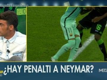 Penalti Neymar