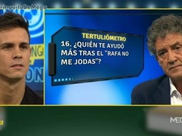 Tertuliómetro Rafa Guerrero