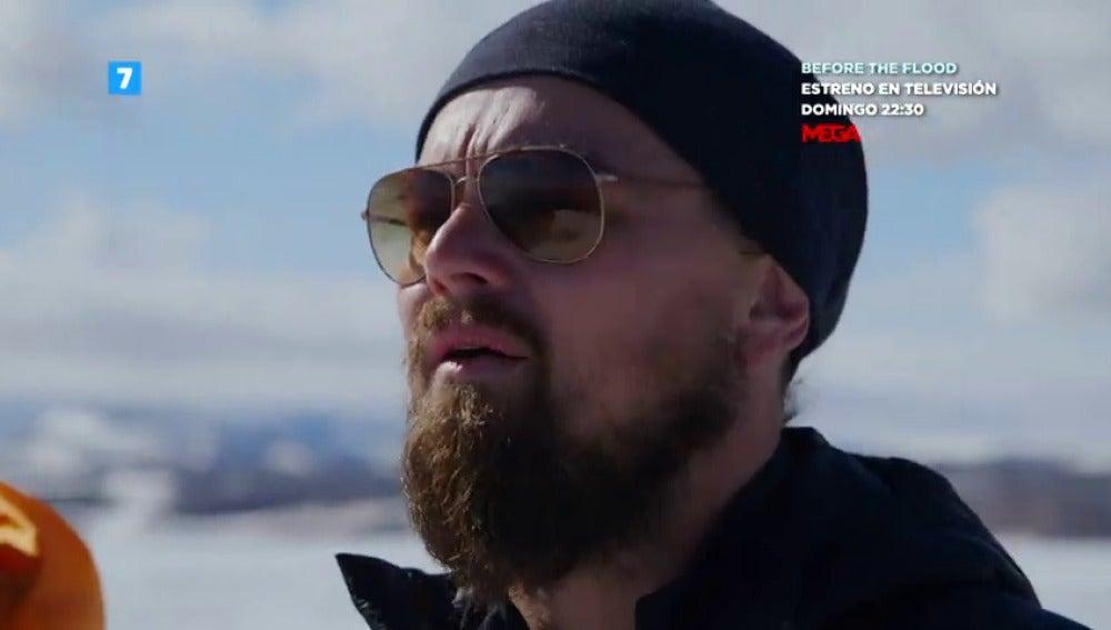Frame 79.770645 de: 'Before the flood' el documental sobre el cambio climático presentado por Leonardo DiCaprio