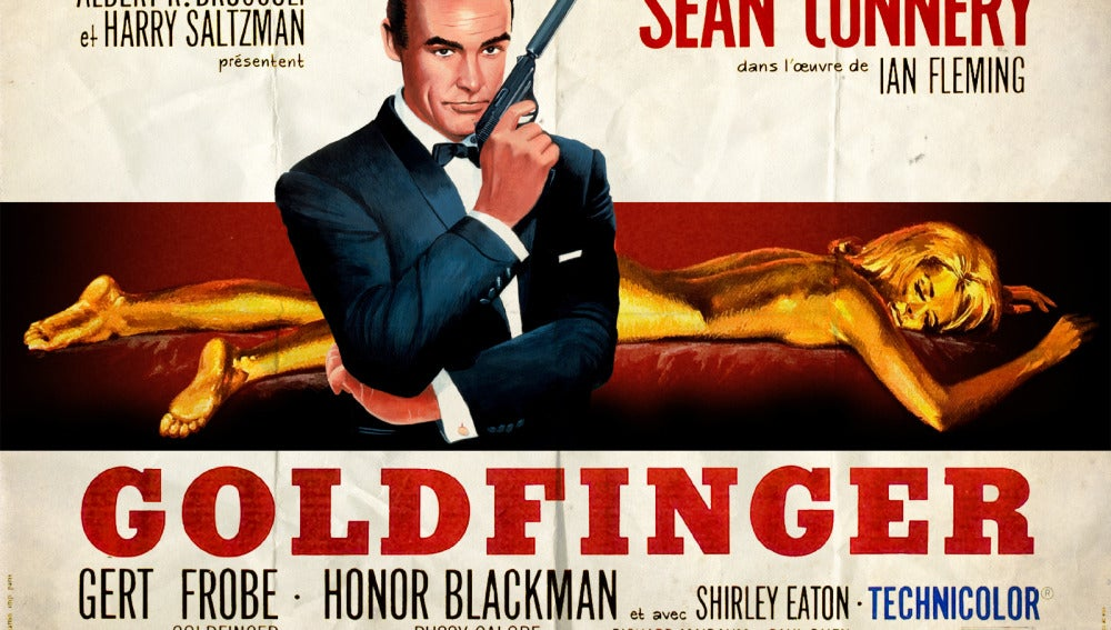 'James Bond contra Goldfinger'