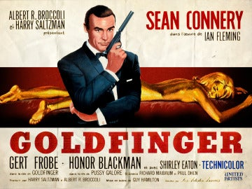 'James Bond contra Goldfinger'
