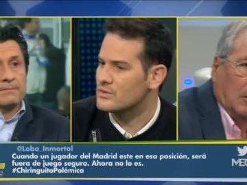 Cristiano, a debate en El Chiringuito