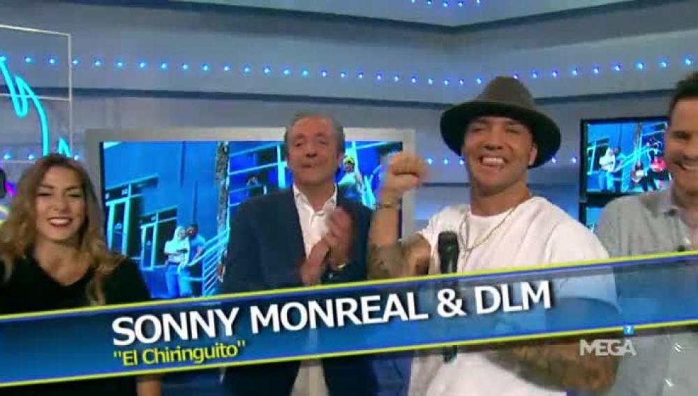 Sonny Monreal en El Chiringuito