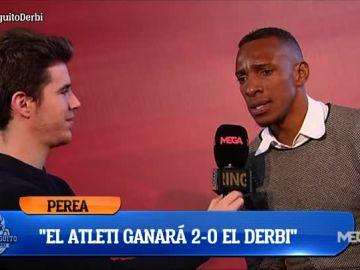 Entrevista a Perea