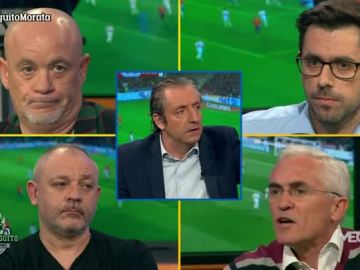 Debate sobre Morata