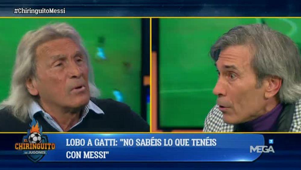 Debate sobre Messi