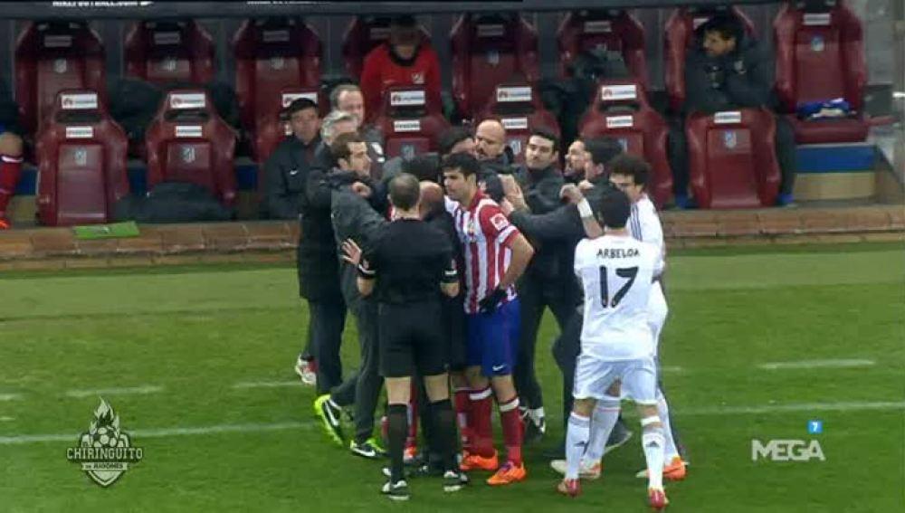 Los Atleti - Real Madrid