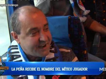 El Chiringuito, con la afición del Zaragoza