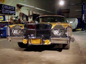 Frame 6.687193 de: ¿Conducirías este Cadillac 'superfly' por las calles?