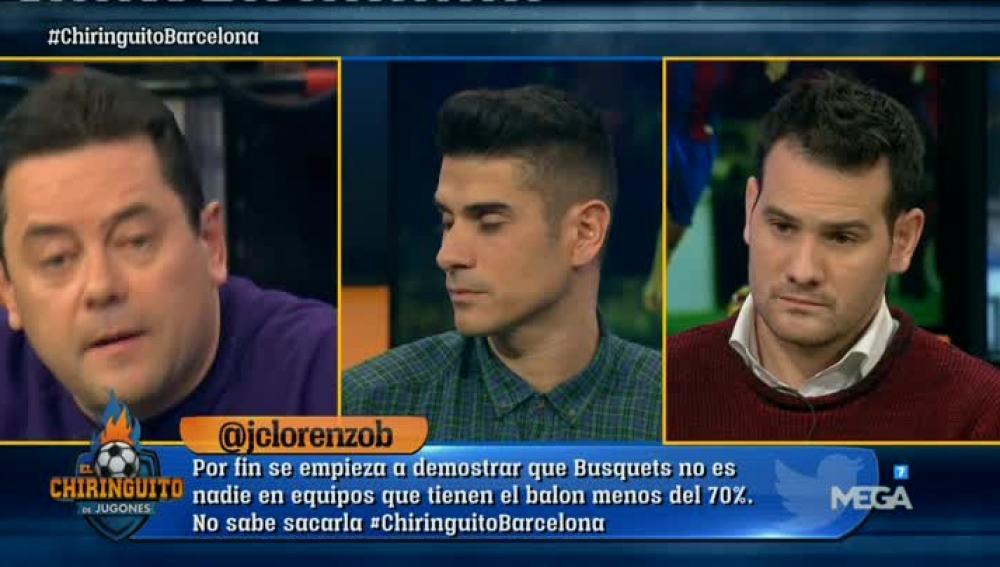 La situación del Barça, a debate