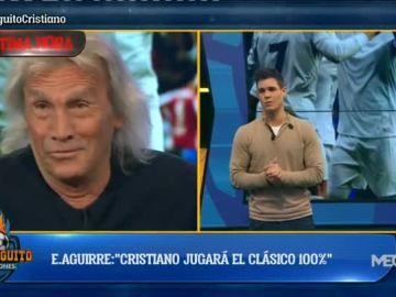 Cristiano y Messi jugarán el Clásico