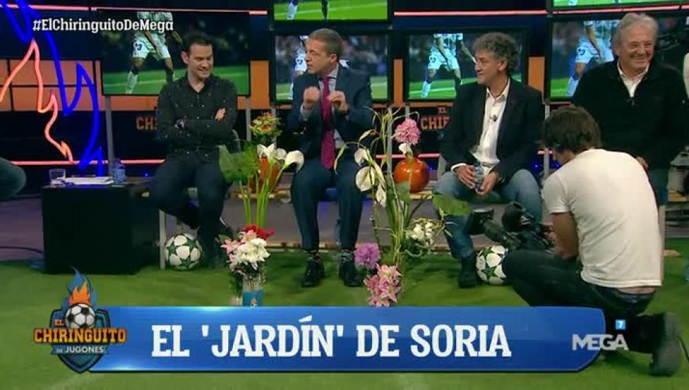 El jardín de Soria
