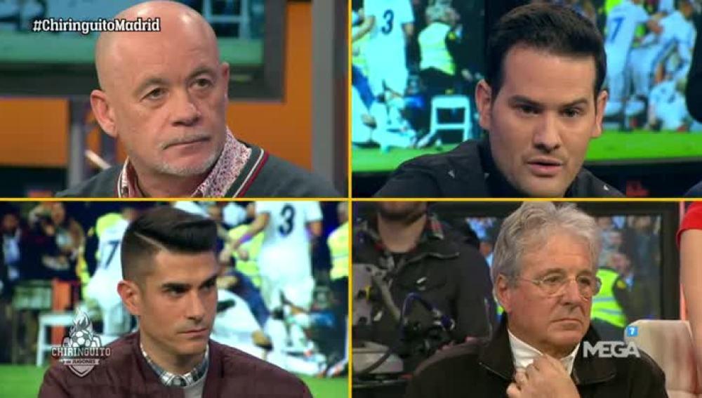 El partido del Madrid, a debate