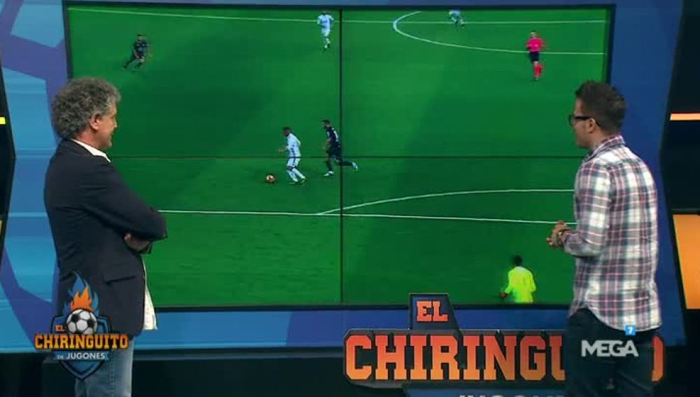 La polémica del Madrid - Deportivo