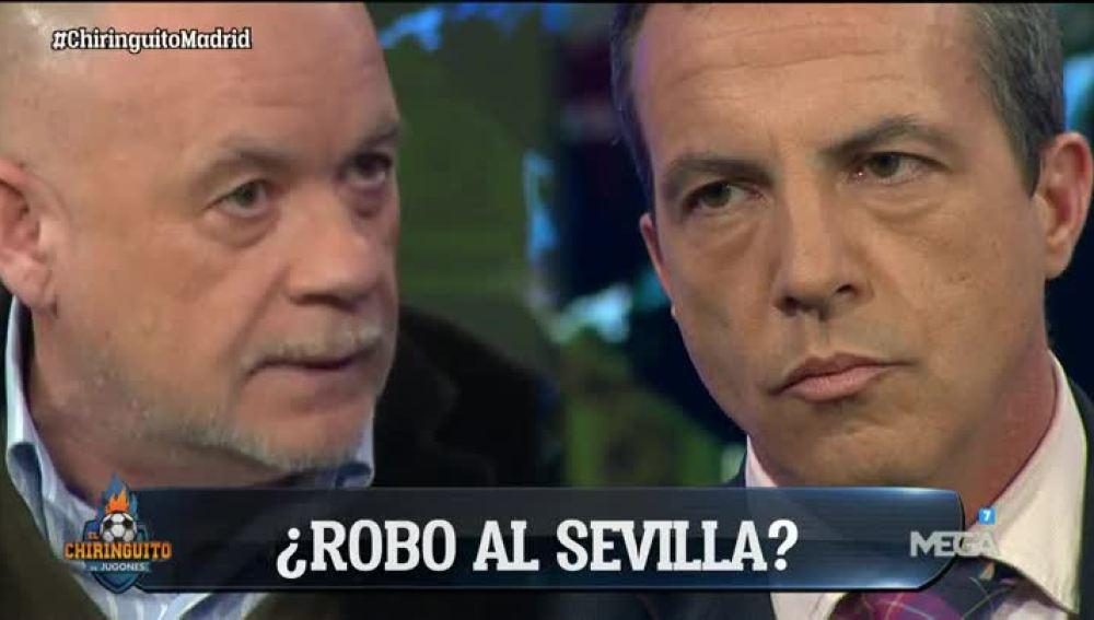El mejor debate en El Chiringuito
