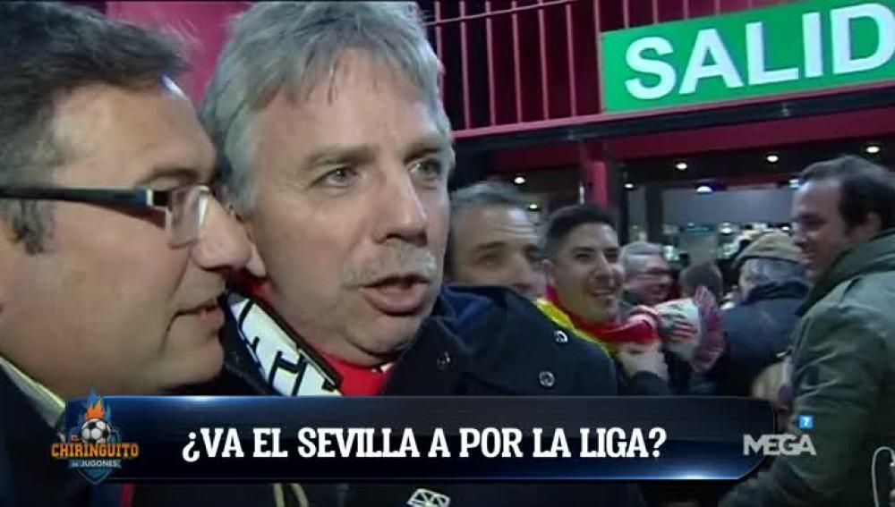 ¿Va el Sevilla a por La Liga?
