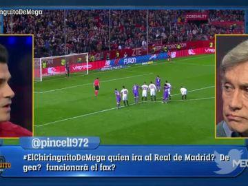 Ramos, a debate