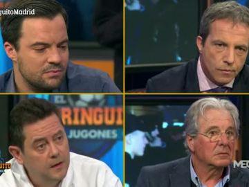La eliminación del Madrid, a debate