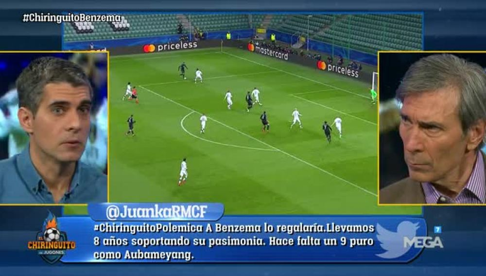 ¿Debe vender el Madrid a Benzema?