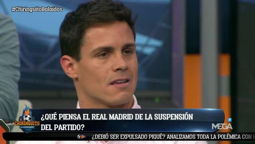 Edu Aguirre desvela la opinión del vestuario del Madrid